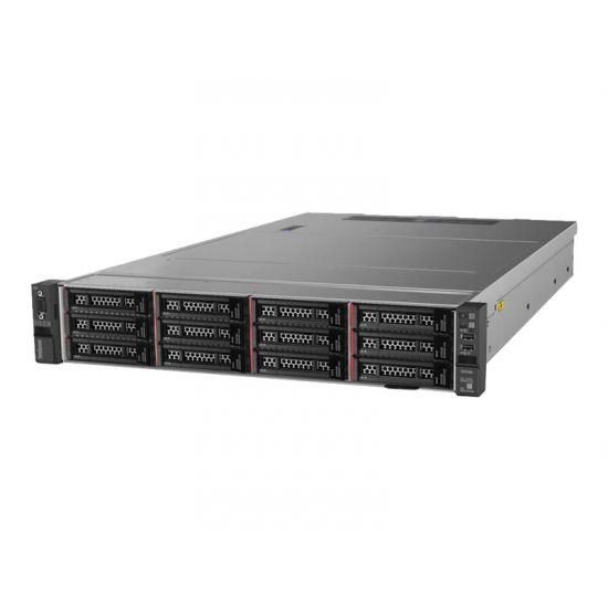 Lenovo ThinkSystem SR590 - rack-monterbar - Xeon Silver 4110 2.1 GHz - 16 GB - 0 GB