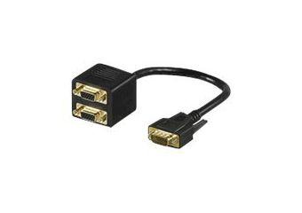 MicroConnect VGA forlængerkabel