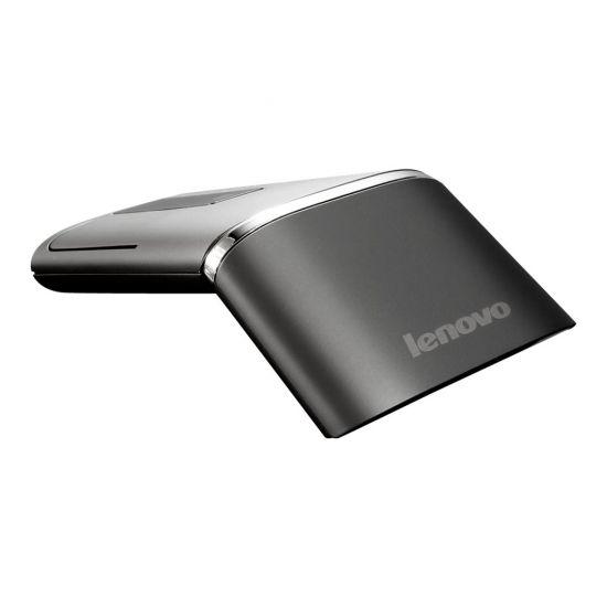 Lenovo N700 - Trådløs mus indbygget presenter - Sort
