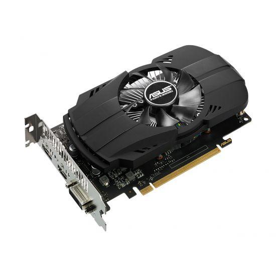 ASUS PH-GTX1050TI-4G &#45 NVIDIA GTX1050Ti &#45 4GB GDDR5 - PCI Express 3.0 x16