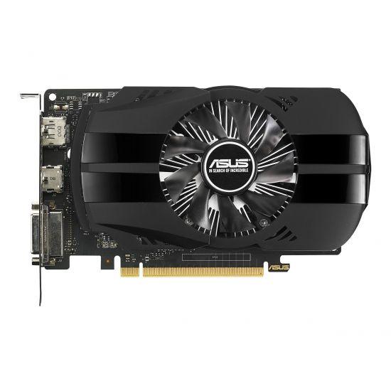 ASUS PH-GTX1050TI-4G &#45 NVIDIA GTX1050Ti &#45 4GB GDDR5