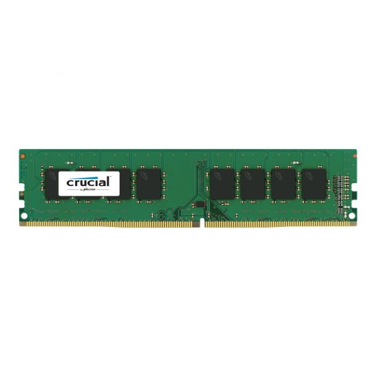 Crucial &#45 4GB &#45 DDR4 &#45 2400MHz &#45 DIMM 288-PIN - CL17