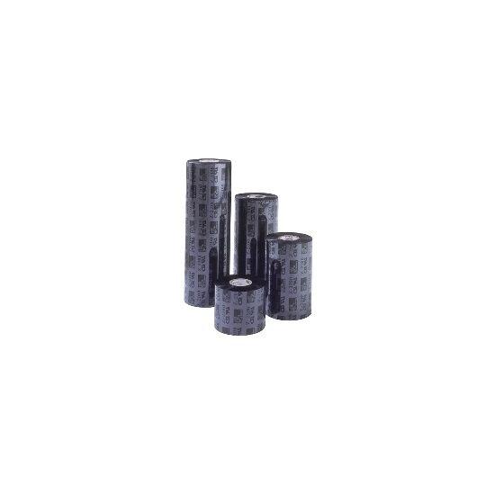 Zebra 4800 Resin - 1 - sort - farvebånd refill (termisk overføring)
