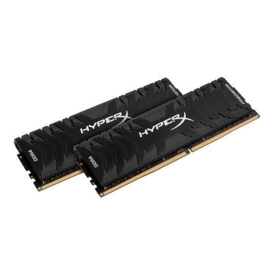 HyperX Predator &#45 32GB: 2x16GB &#45 DDR4 &#45 2666MHz &#45 DIMM 288-PIN - CL13