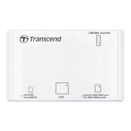 Transcend P8 - kortlæser - USB 2.0