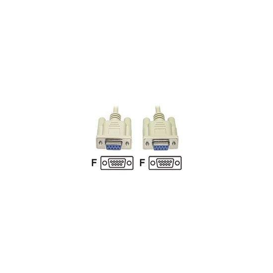 DELTACO serielt kabel - 3 m