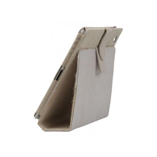 D. Bramante 9.7´´ Folio til iPad 2, 3 og 4 i Lys Læder