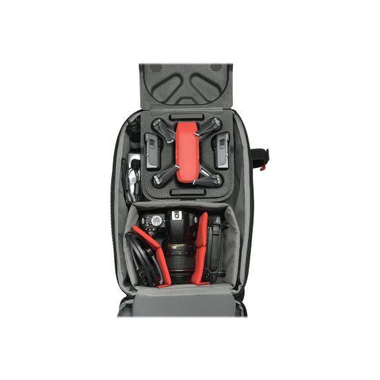 Manfrotto Essential Camera and Laptop Backpack - rygsæk til digitalt fotokamera/objektiver/notebook/trefod/drone/tilbehør