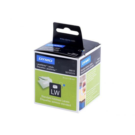DYMO LabelWriter Address - adresseetiketter - 260 etikette(r)