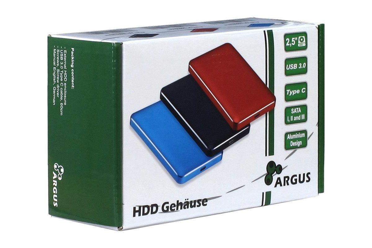 Inter-Tech Argus GD-25609