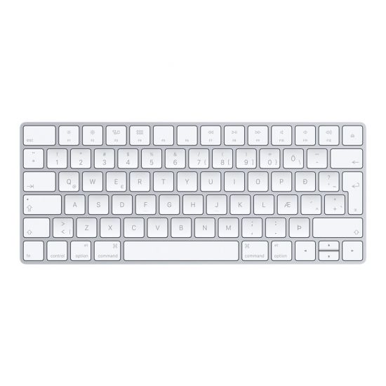 Apple Magic Keyboard - tastatur - Norsk