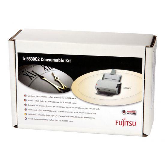 Fujitsu Consumable Kit - tilbehørssæt til scanner