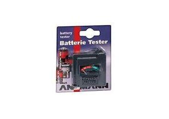 ANSMANN Batterie Tester