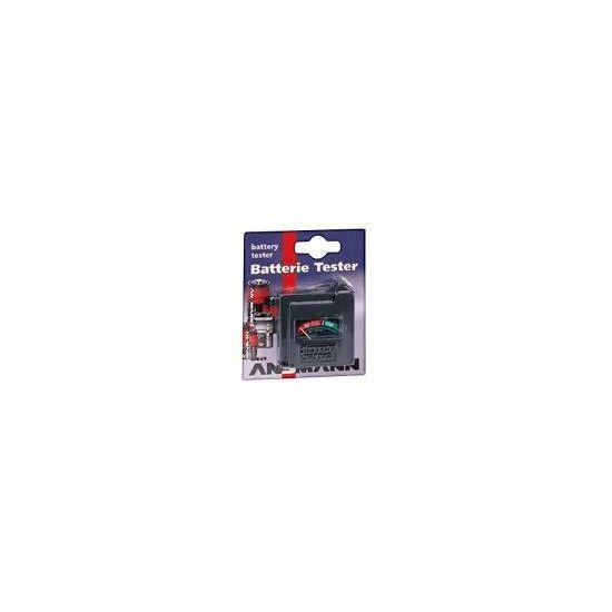 ANSMANN Batterie Tester - batteritester