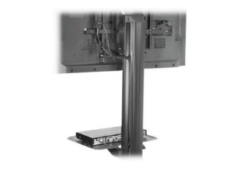 Peerless SmartMount Universal Flat Panel TV Cart SR560M
