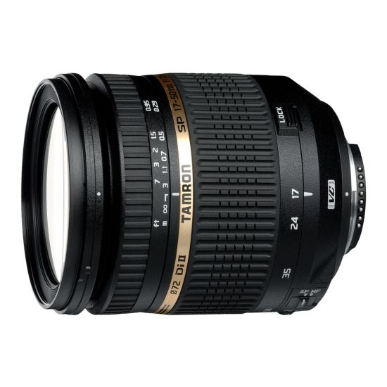Tamron SP B005 - zoomobjektiv - 17 mm - 50 mm