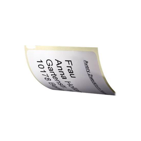 Avery Zweckform - rektangulære adressemærkater - 500 etikette(r)