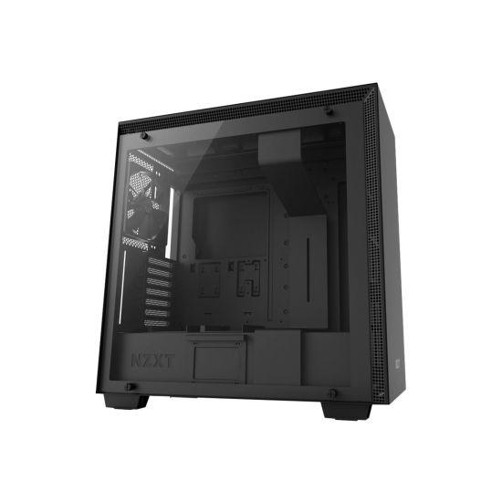 NZXT H700 Midi-Tower - Black Window