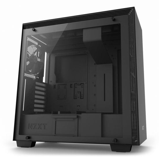 NZXT H700 Midi-Tower - Black Window