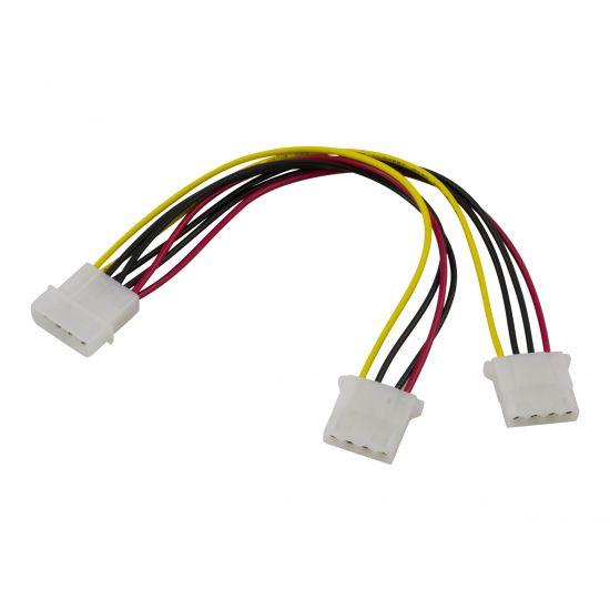 Deltaco strøm-splitter Molex