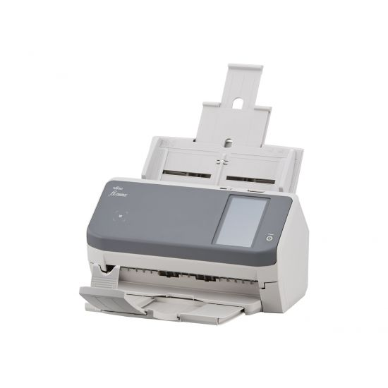 Fujitsu fi-7300NX - dokumentscanner - desktopmodel - Gigabit LAN, USB 3.1 Gen 1