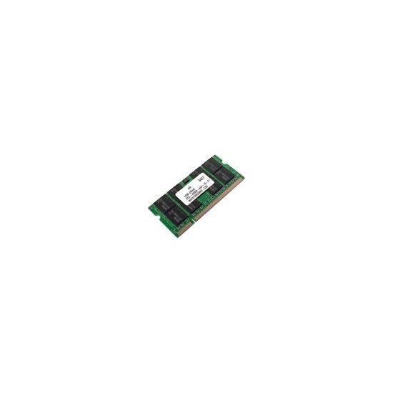 Toshiba - DDR2 - 2 GB - SO DIMM 200-PIN - ikke bufferet