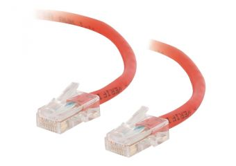 C2G Cat5e Non-Booted Unshielded (UTP) Network Crossover Patch Cable