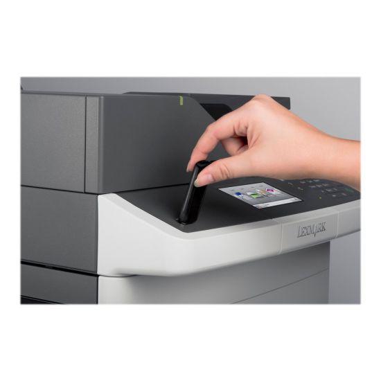 Lexmark CX410e farve multifunktionsprinter