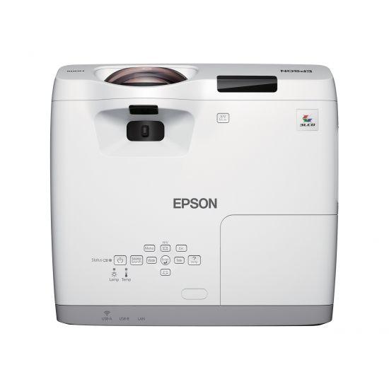 Epson EB-520 - 3LCD-projektor - LAN