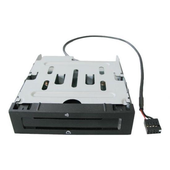 Fujitsu Dual SmartCard Reader D321 - RFID aflæser/SMART kortaflæser - USB