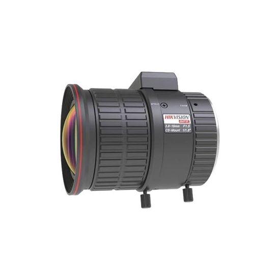 Hikvision HV3816D-8MPIR - CCTV objektiv - 3.8 mm - 16 mm