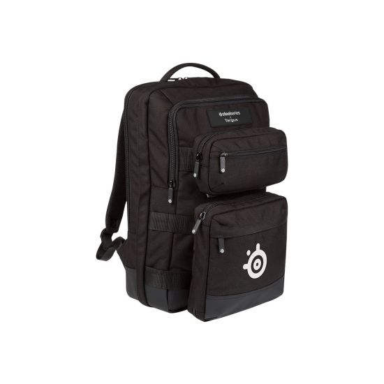 Targus SteelSeries Gaming Backpack - rygsæk til notebook