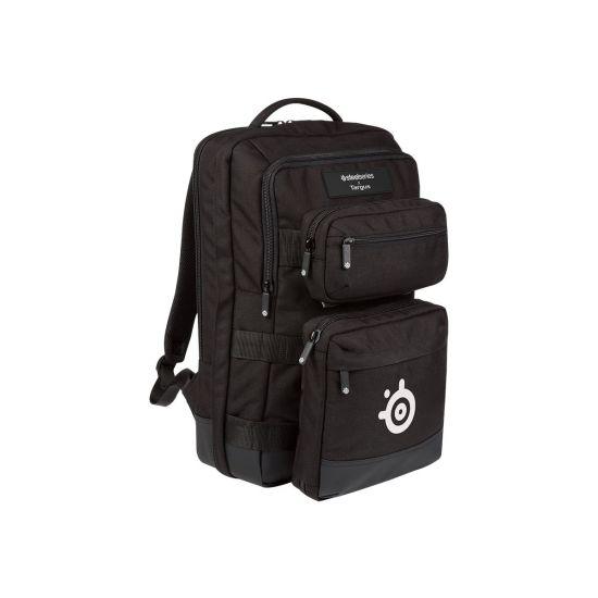Targus SteelSeries Gaming Backpack - rygsæk til notebook