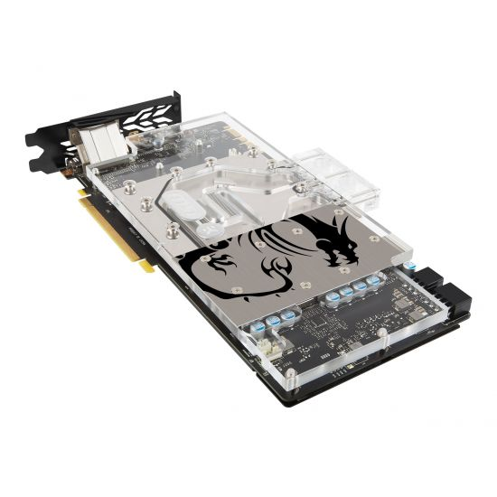 MSI GTX 1070 SEA HAWK EK X &#45 NVIDIA GTX1070 &#45 8GB GDDR5 - PCI Express 3.0 x16