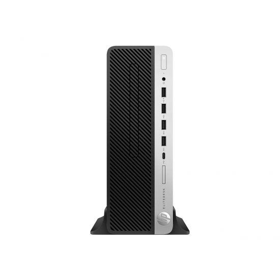 HP EliteDesk 705 G4 - SFF - Ryzen 5 Pro 2400G 3.6 GHz - 8 GB - 256 GB