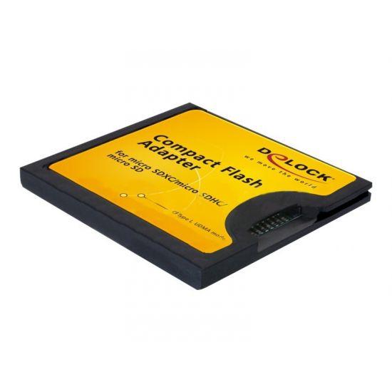 DeLOCK Compact Flash Adapter - kortadapter - CompactFlash