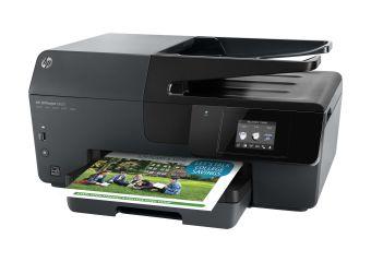HP Officejet 6820 e-All-in-One