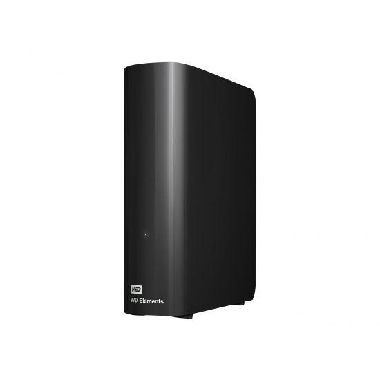 WD Elements Desktop WDBWLG0040HBK &#45 4TB - USB 3.0