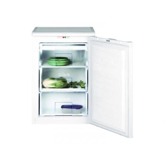 Beko FSE 1072 - fryser - tabletop - fritstående - hvid