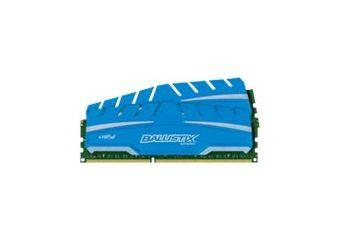 Ballistix Sport XT &#45 8GB: 2x4GB &#45 DDR3 &#45 1600MHz &#45 DIMM 240-pin