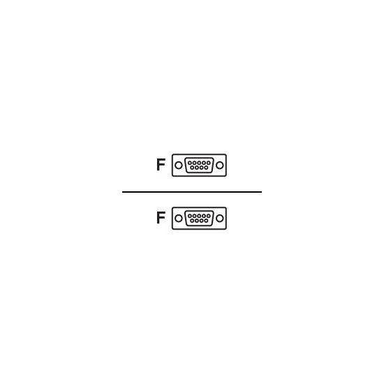 MicroConnect serielt kabel - 3 m