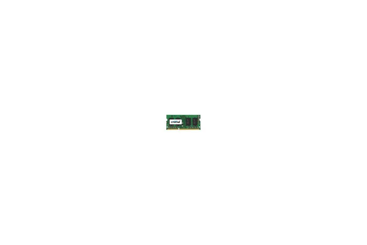 Crucial &#45 8GB &#45 DDR3 &#45 1866MHz &#45 SO DIMM 204-PIN