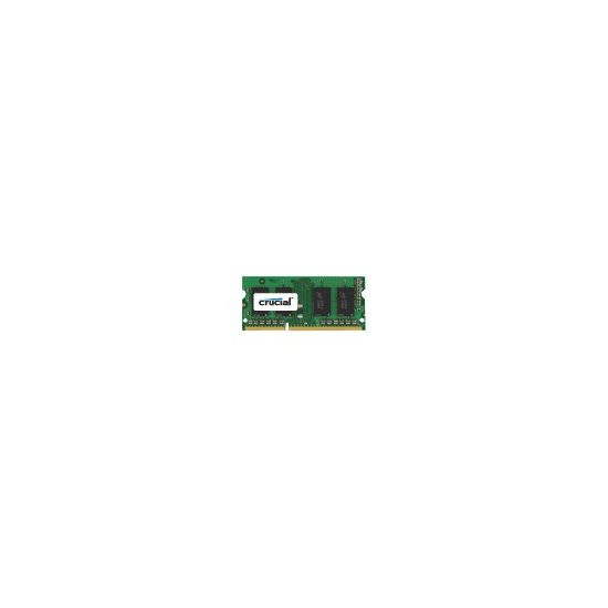 Crucial &#45 8GB &#45 DDR3 &#45 1866MHz &#45 SO DIMM 204-PIN - CL13