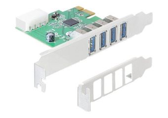 DeLock PCI Express Card > 4 x USB 3.0