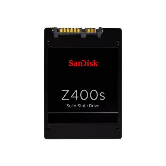 SanDisk Z400s &#45 256GB - SATA 6 Gb/s - 7 pin Serial ATA