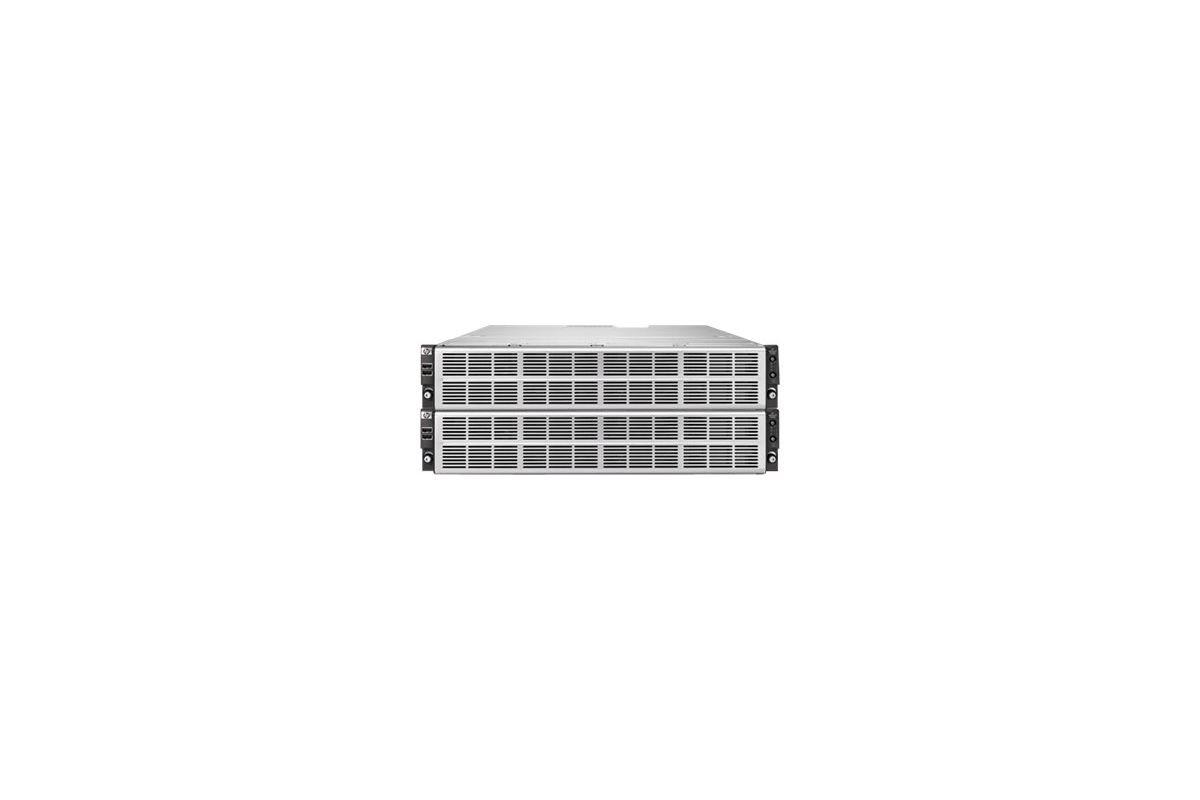 HPE LeftHand P4300 SAS Starter SAN Solution
