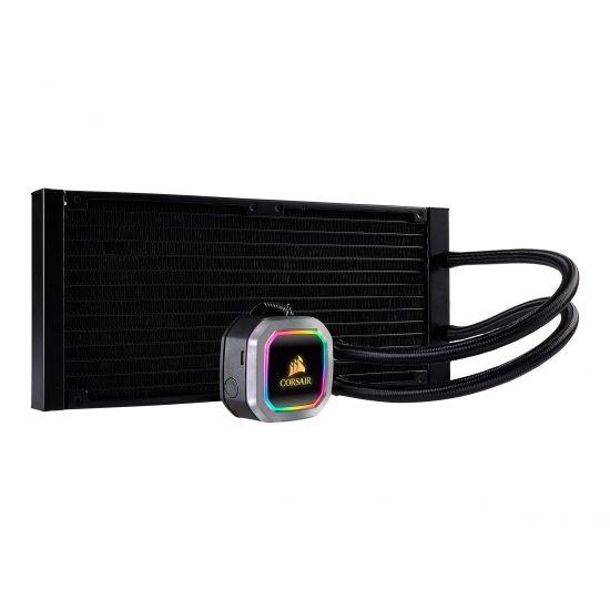 CORSAIR Hydro Series H115i RGB Platinum - processors flydende kølesystem