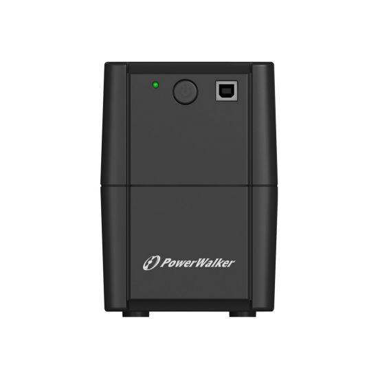 PowerWalker VI 850 SE - UPS - 480 Watt - 850 VA