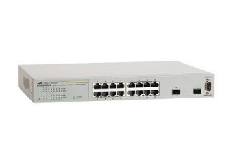 Allied Telesis AT GS950/16 WebSmart Switch
