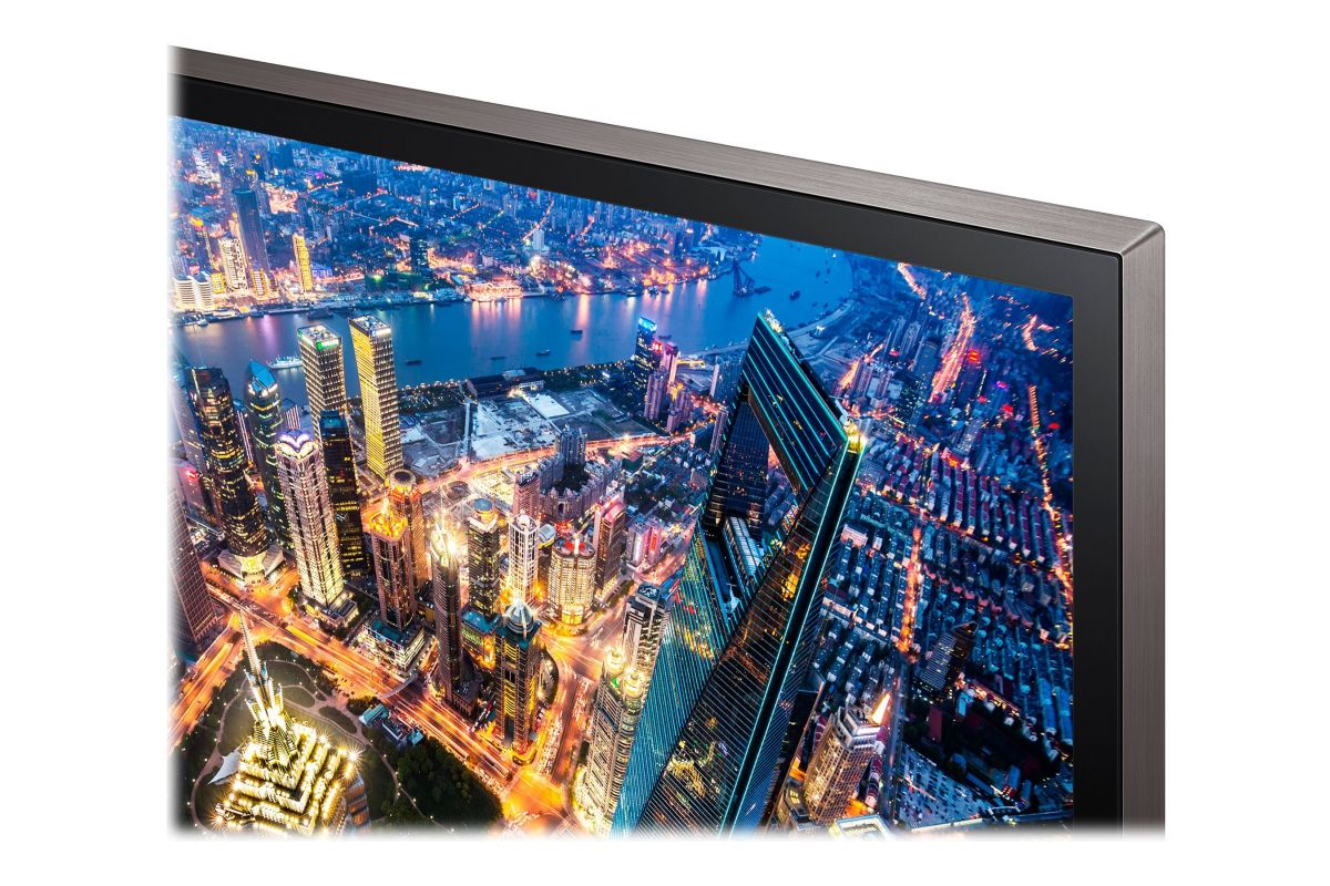 """Samsung UE850 Series U28E850R &#45 LED-Skærm 28"""" TN 1ms"""